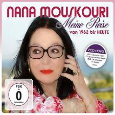 NANA MOUSKOURI - MEINE REISE-VON 1962 BIS HEUTE (DELUXE VERSION) 2 CD + DVD NEW+