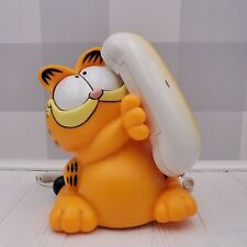 Vintage TYCO Garfield Talking Touch Tone Telephone Figure