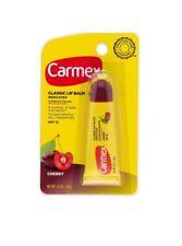 Carmex Classic Lip Balm Medicated SPF 15 Cherry Tube .35oz (10g)