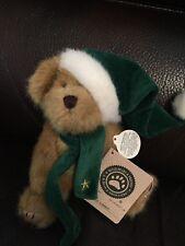 Boyds Bears Retired Christmas Bear C.Z. Comet