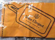 VEUVE CLICQUOT TEA TOWEL  BAR  CLOTH  NAPKIN LABEL DESIGN NEW IN PKT