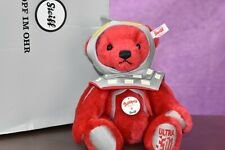 Steiff 678486 Ultraseven Teddy Bear Limited Edition Boxed