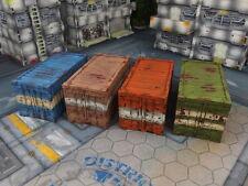 MICRO ART Studios Entièrement neuf dans sa boîte conteneurs (4) F00037