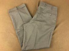 Men's Jos A Bank Traveler's Collection Dress Pants Size 36x32.5