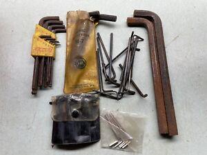 Bulk Allen Wrenches Hex Keys Lot BONDHUS HK +