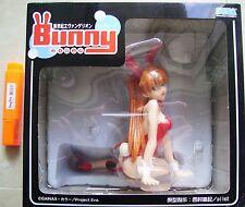 SEGA Evangelion Bunny Girl PVC Figure -  Asuka Langley