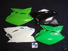 UFO KAWASAKI KXF450 06-08 SIDE PANELS 3771