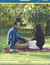SENTIMENTAL MOMENTS ROMANTIC SPANISH GUITAR MELODIES RELAXATION MUSIC CD