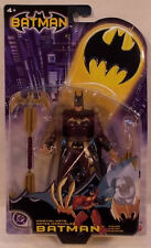 "DC Superheroes Mattel 6"" Martial Arts Batman With Dual Bo Staff (MOC)"