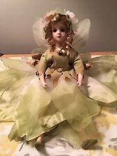 Porcelain Fairy Doll/Limited Edition