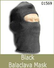 TOyrrific Covert Ops Black Balacava Mask  1/6 Scale