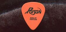 POISON 2006 20 Years Of Rock Tour Guitar Pick!!! CREW Pick Hammer's Ulcer #3