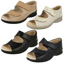 Sandali e scarpe casual multicolore per il mare da donna 100% pelle