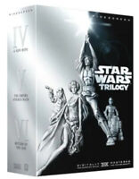 DVD COFFRET STAR WARS LA TRILOGIE (4 DVD) Occasion