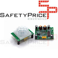 HCSR501 Modulo Sensor de movimiento PIR HC-SR501 Arduino Detector