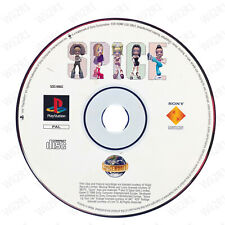 *DISC ONLY* Spice World for PS1 Music Dance Girls Kids 3+ *1ST CLASS POST*