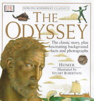 Dorling Kindersley classics: The Odyssey by Homer (Hardback) Fast and FREE P & P