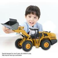 HUINA 1813 1:60 2.4GHz 6CH RC Alloy Excavator Truck Car Construction Vehicle Toy