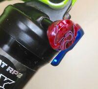 gravel Bike Bling hand made road mountain bike Presta valve stem caps USA B