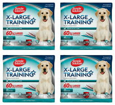 Simple Solution Training Pads for Dogs, Extra Large, 50 Count, 4 Pack