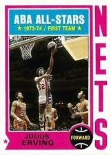 JULIUS ERVING ABAc ALL STAR ACEO ART CARD ## BUY 5 GET 1 FREE ## or 30% OFF 12
