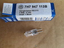 Rear VW Interior Lighting