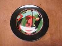 """Sasaki Japan AEROBLEU PARIS Salad Plate 9 1/4"""" Asst 1 ea     4 available"""