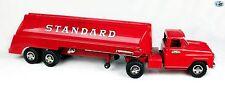 "Wonderful Vintage Fully Restored 1950 Tonka Toys ""Standard"" Oil Truck Tanker"