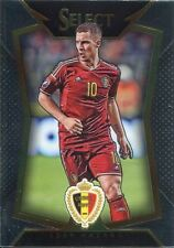 Panini Select Soccer 2015 Base Card #84 Eden Hazard - Belgium