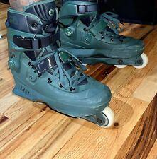 usd aeon 60 nick lomax pro aggressive skates Size 10-10.5