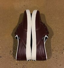 DVS Landmark Size 14 US Brick Leather BMX DC Skate Deck Boat Shoes Sneakers