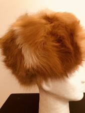 Red Fox All Fur Hat Men 60cm
