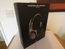 Porsche Design Space One Over-Ear Headphones By KEF - NEW (Wired) Normally £329