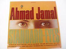 AMHAD JAMAL - Standard-Eyes - Jazz LP
