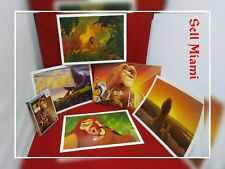 Disney Lion King The Circle Of Life Edition Blu-ray Combo With 4 Lithographs