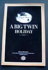 Harley Davidson Motorcycle A Big Twin Holiday 1998 Supplement Parts Catalog