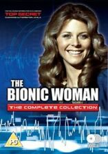 Bionic Woman The Complete Series - DVD Region 2