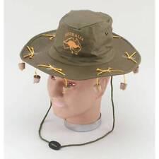 Australian Cork Hat Crocodile Dundee Aussie Fancy Dress