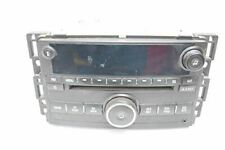 07 08 PONTIAC G5 CHEVY COBALT RADIO CD PLAYER AUX MP3 INPUT