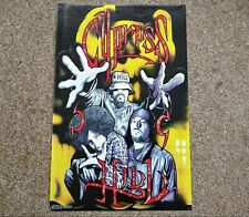 "1994 Cypress Hill Poster 22"" x 34"" Phuncky Pheel Art"