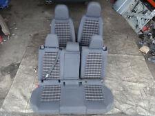 VW Golf mk5 GTI 2.0 TFSI 2004-2009 5 door GTI interior inc front and rear seats