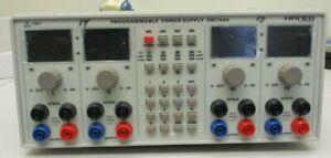 HAMEG Programmable Power Supply HM7044 HM7044-2 4 Output Power Supply
