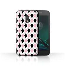 Étuis, housses et coques rose Pour Motorola Moto G4 pour téléphone mobile et assistant personnel (PDA) Motorola