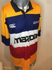 Canterbury New South Wales Rugby Referees' Jersey XL 5 Colour Panels