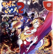 USED Power Stone 2 Capcom  SEGA DREAMCAST JAPAN JAPANESE IMPORT