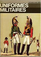 G.B.R. NICHOLSON, UNIFORMES MILITAIRES