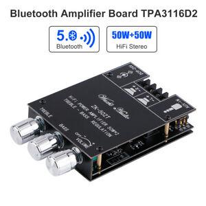 Bluetooth Verstärker Platine Stereo 2.0 TPA3116D2 2X50W Audio Verstärker Modul