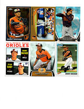 13 count lot mixed Manny Machado Rookie Cards! ALL DIFFERENT! DODGERS 3b! HOT