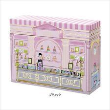 LADUREE Letter Sticker Box Set Boutique Pink from Japan