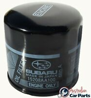 Subaru Genuine Oil filter Liberty Outback Impreza Forester EJ Engines 15208AA100